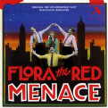 Flora The Red Menace Off-Broadway Cast CD
